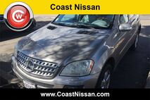 2007 Mercedes-Benz M-Class ML 500 Seaside CA