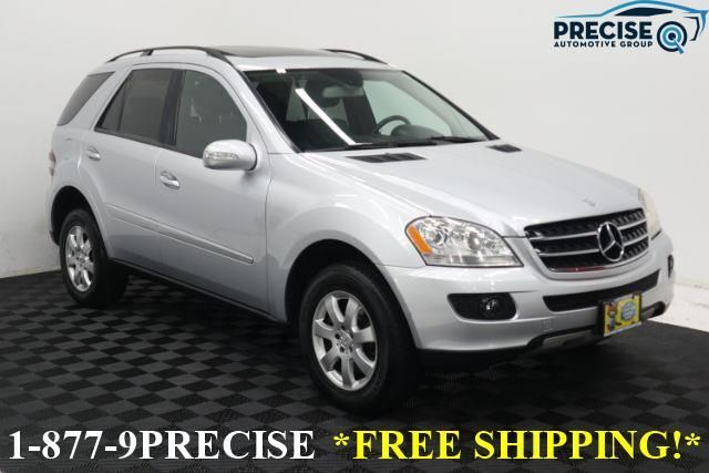 2007 Mercedes-Benz M-Class ML320 CDI Chantilly VA