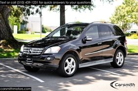 2007_Mercedes-Benz_ML 5.0L Clean Car Just Serviced_5.0L_ Fremont CA