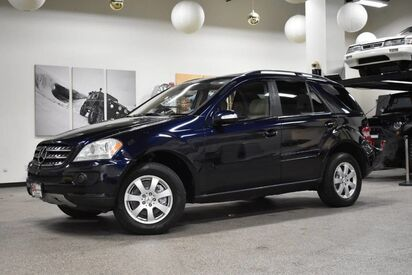 2007_Mercedes-Benz_ML350_3.5L_ Boston MA