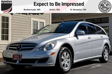 2007_Mercedes-Benz_R350_4Matic All-Wheel Drive_ Boxborough MA