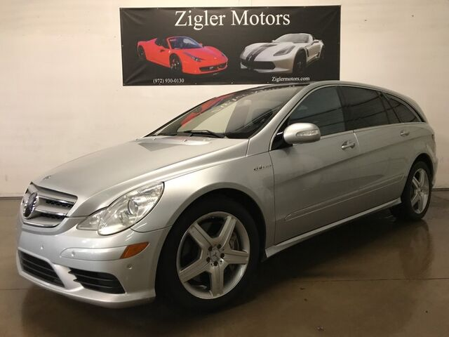 2007 mercedes-benz r63 6.3l amg extremely rare! addison tx 27894598