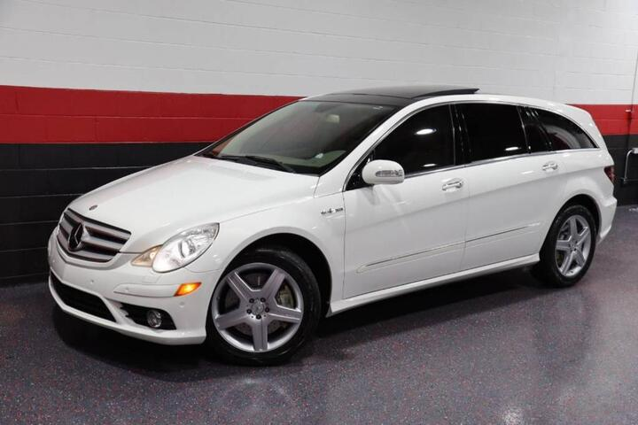 2007 Mercedes-Benz R63 AMG 4dr Suv Chicago IL