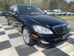 2007 Mercedes-Benz S-Class 4d Sedan S550