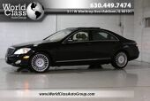 2007 Mercedes-Benz S-Class 5.5L V8 - LEATHER SEATS DUEL SUN ROOFS DUEL CLIMATE CONTROL HEATED SEATS PASSENGER MIRRORS SUN SHADE NAVIGATION