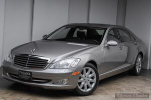2007_Mercedes-Benz_S-Class_5.5L V8_ Akron OH