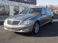2007_Mercedes-Benz_S-Class_5.5L V8_ Murray UT