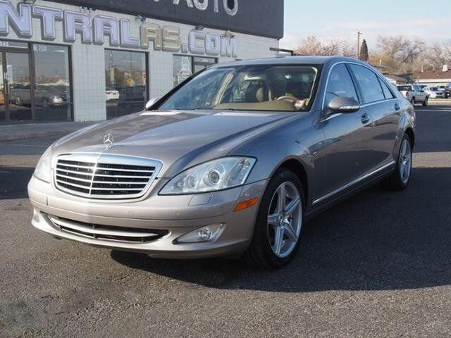 2007 Mercedes-Benz S-Class 5.5L V8 Murray UT