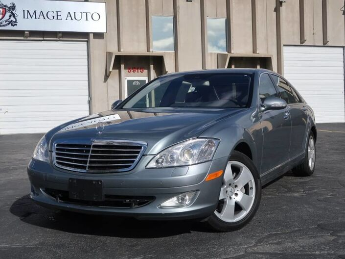 2007 Mercedes-Benz S-Class 5.5L V8 West Jordan UT
