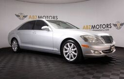 2007_Mercedes-Benz_S-Class_Navigation,Ac/Heated Seats,Harman Kardon Sound_ Houston TX