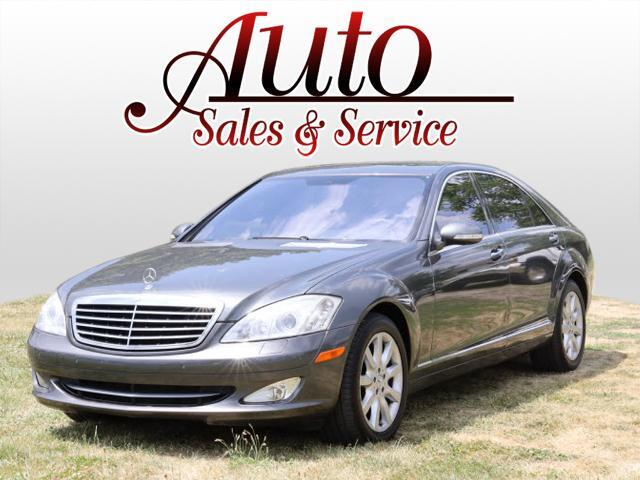 2007 Mercedes-Benz S-Class S 550 4MATIC Indianapolis IN