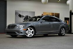 Mercedes-Benz S-Class S 550 AMG Sport Package 2007