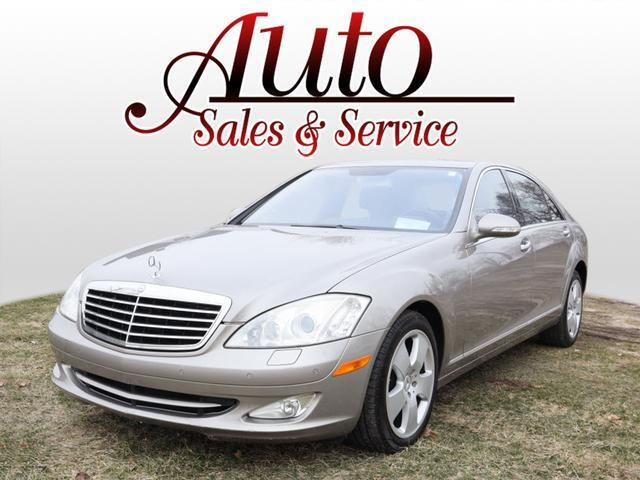 2007 Mercedes-Benz S-Class S 550 Indianapolis IN