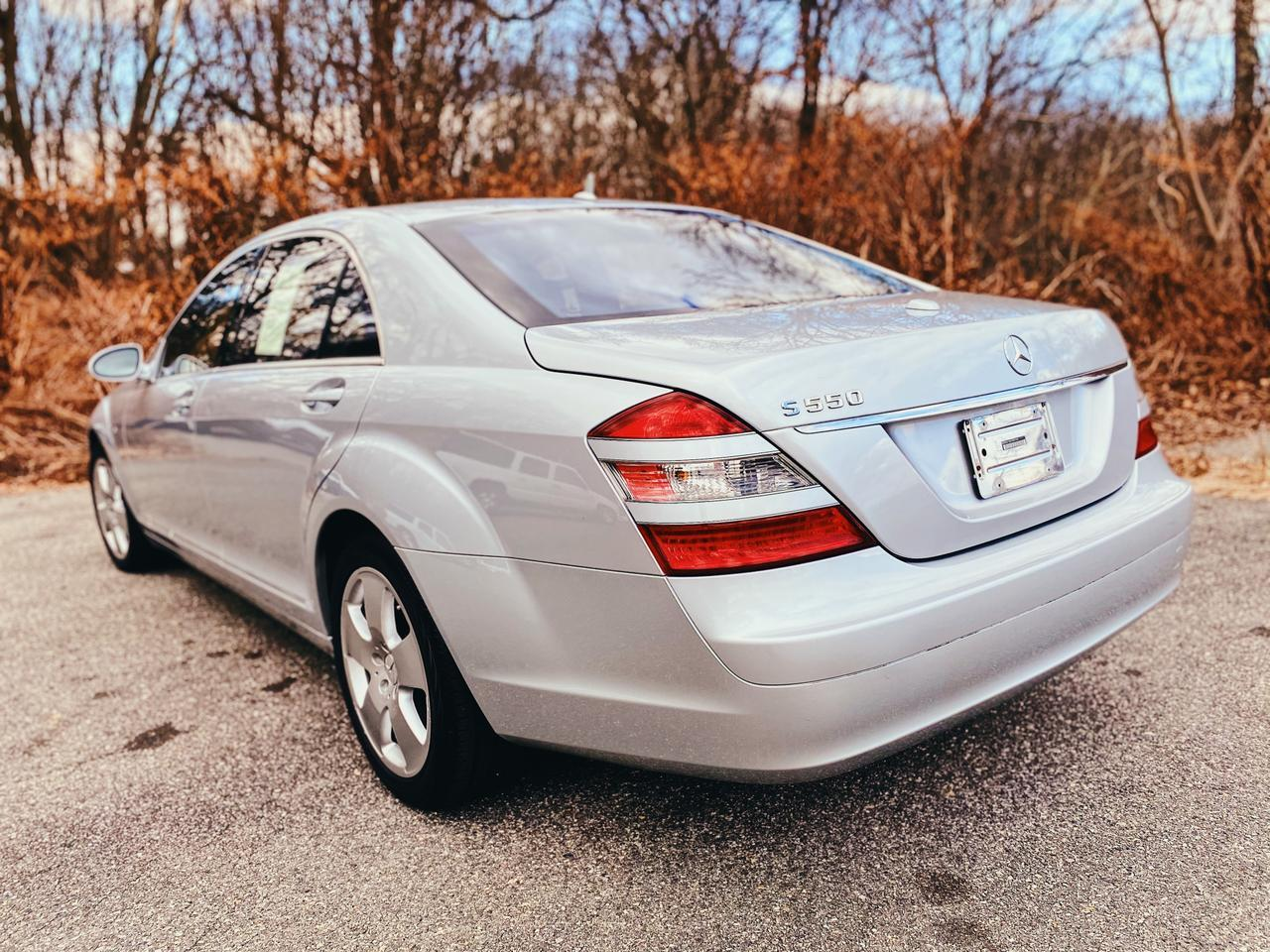 2007 Mercedes-Benz S-Class S 550 New London CT