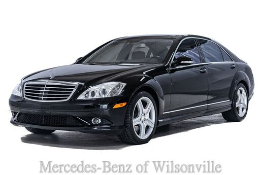 2007 Mercedes-Benz S-Class S 550 Portland OR