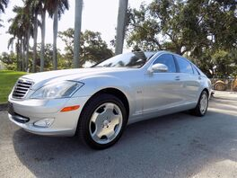 2007_Mercedes-Benz_S-Class_S 600_ Hollywood FL
