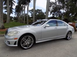 2007_Mercedes-Benz_S-Class_S 65 AMG®_ Hollywood FL
