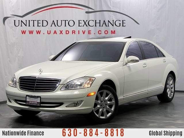2007 Mercedes-Benz S-Class S550 Sedan Addison IL