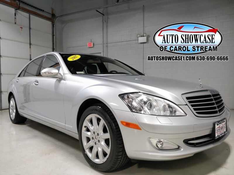 2007 Mercedes-Benz S550 4-MATIC Carol Stream IL
