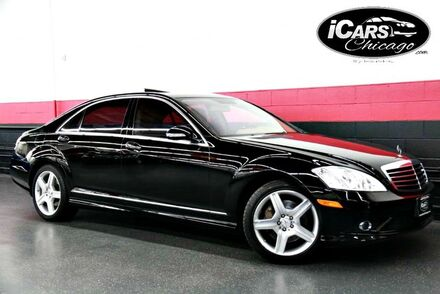 2007_Mercedes-Benz_S550 4-Matic Sport_4dr Sedan_ Chicago IL