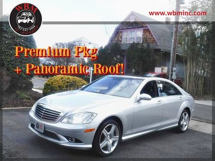 2007_Mercedes-Benz_S550_4MATIC w/ Sport Package_ Arlington VA