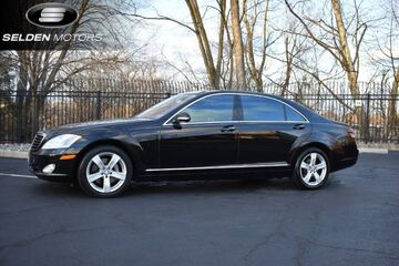 2007_Mercedes-Benz_S550_5.5L V8_ Willow Grove PA