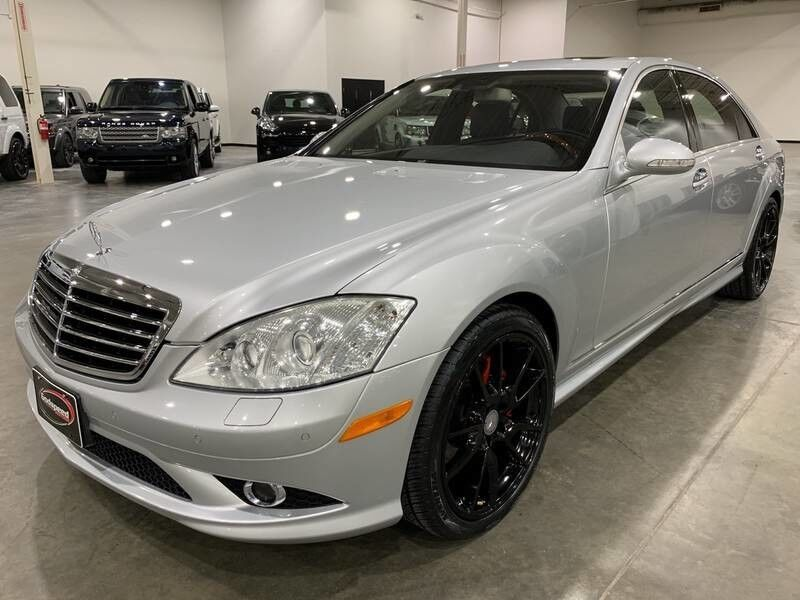 2007_Mercedes-Benz_S550_AMG Sport_ Charlotte NC