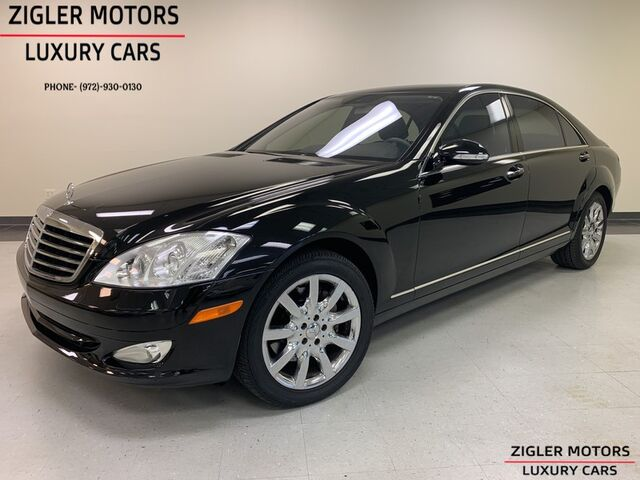 2007 Mercedes-Benz S550 One Owner only 22kmi Garage kept Perfect! Addison TX