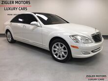2007_Mercedes-Benz_S550_P03 Pkg KEYLESS Pkg Pano Roof Night Vision Clean Carfax_ Addison TX