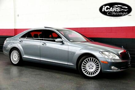 2007_Mercedes-Benz_S600 V12_4Dr Sedan_ Chicago IL