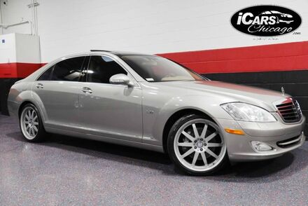 2007_Mercedes-Benz_S600_V12 4dr Sedan_ Chicago IL