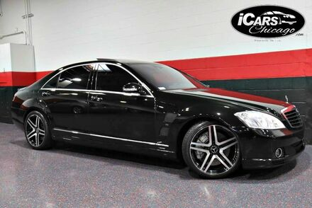 2007_Mercedes-Benz_S65_AMG 6.0L V12 4dr Sedan_ Chicago IL