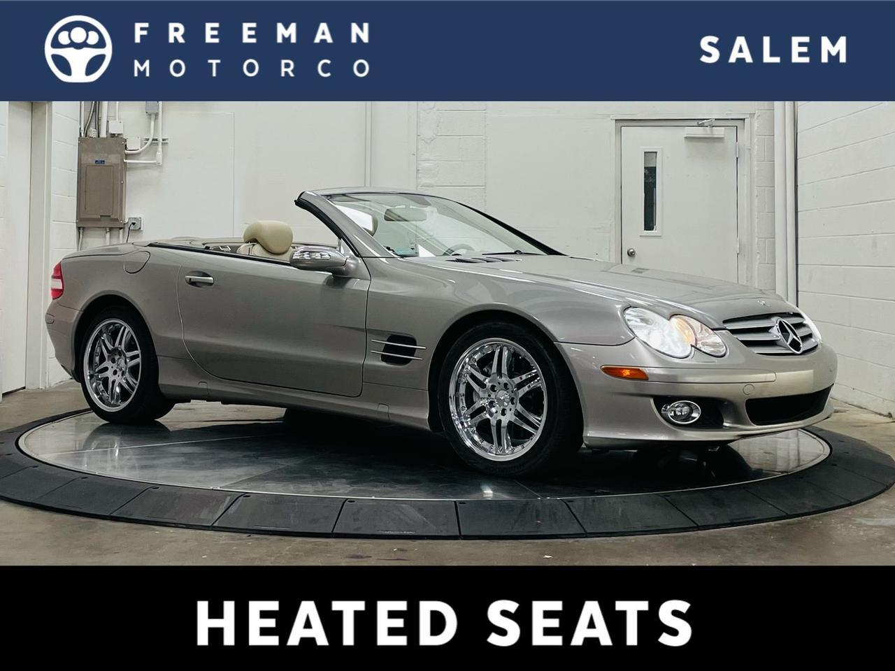 2007 Mercedes-Benz SL 550 5.5L V8 Salem OR