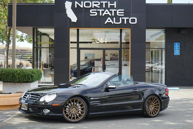 2007_Mercedes-Benz_SL-Class_5.5L AMG_ Walnut Creek CA