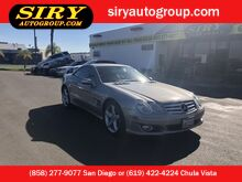 2007_Mercedes-Benz_SL-Class_5.5L V8_ San Diego CA