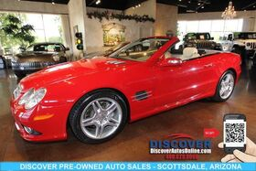 2007_Mercedes-Benz_SL-Class_SL 550 5.5L V8 Roadster_ Scottsdale AZ