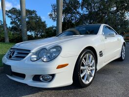 2007_Mercedes-Benz_SL-Class_SL 550_ Hollywood FL