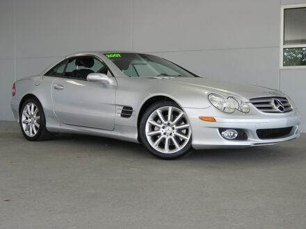 2007_Mercedes-Benz_SL-Class_SL 550_ Merriam KS