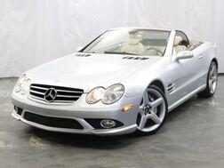 2007_Mercedes-Benz_SL-Class_SL55 AMG Convertible_ Addison IL