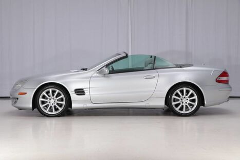 2007_Mercedes-Benz_SL-Class SL550_5.5L V8 Convertible_ West Chester PA