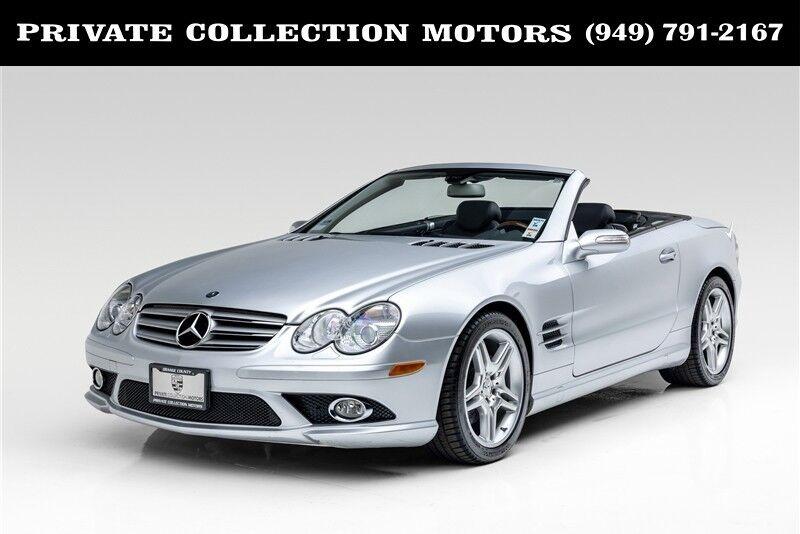 2007_Mercedes-Benz_SL-Class_SL550_ Costa Mesa CA