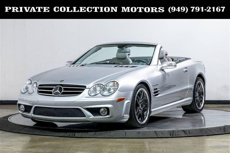 2007_Mercedes-Benz_SL-Class_SL65 AMG MSRP $194,145_ Costa Mesa CA