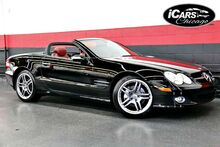 2007 Mercedes-Benz SL550 2dr Convertible