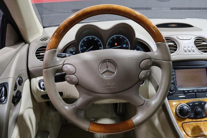 2007 Mercedes-Benz SL550 2dr Convertible Chicago IL