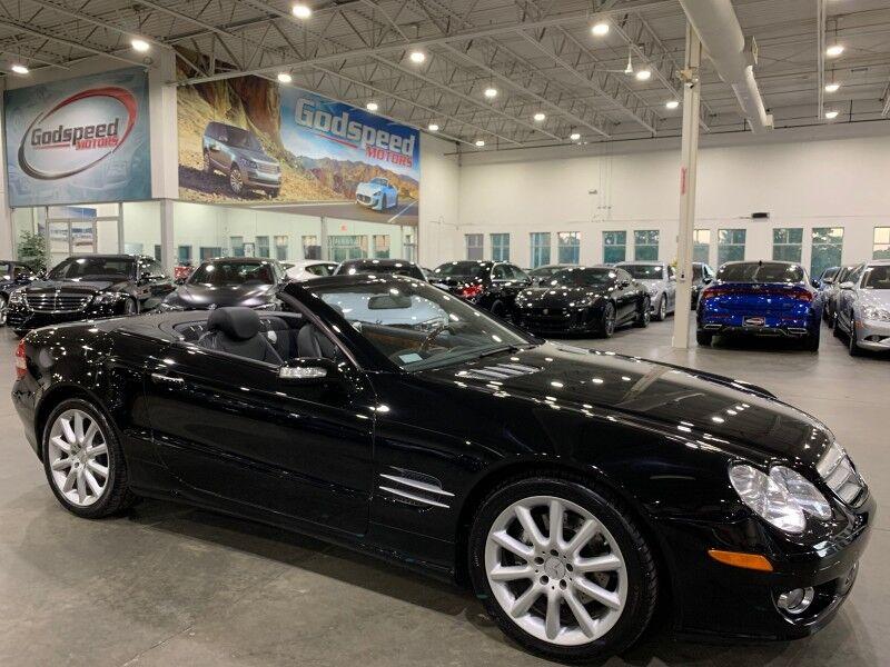 2007_Mercedes-Benz_SL550_5.5L V8 98K MSRP_ Charlotte NC