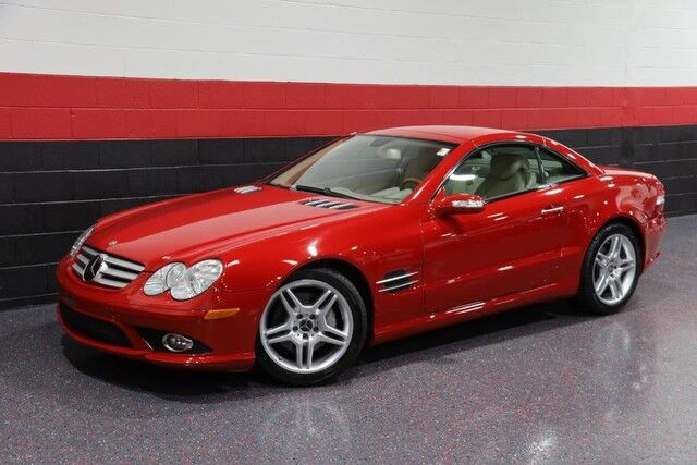 2007 Mercedes-Benz SL550 AMG Sport 2dr Convertible Chicago IL