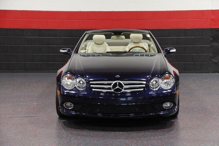 2007 Mercedes-Benz SL550 AMG Sport 2dr Convertible Chicago IL