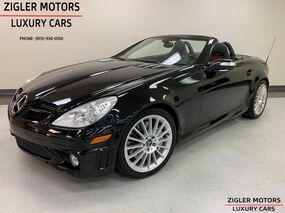 Mercedes-Benz SLK55 5.5L AMG One Owner Perfect service records Very nice 2007