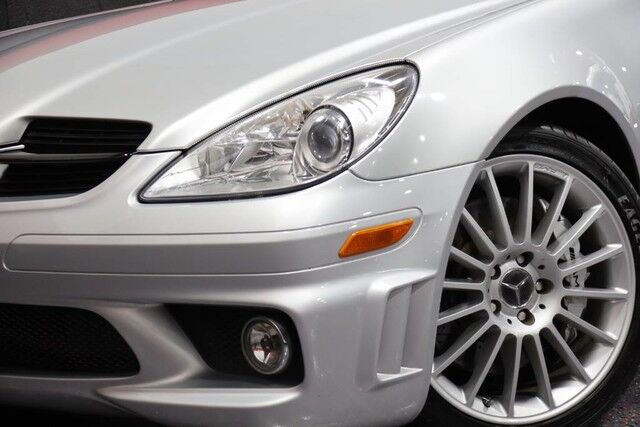 2007 Mercedes-Benz SLK55 AMG 2dr Convertible Chicago IL