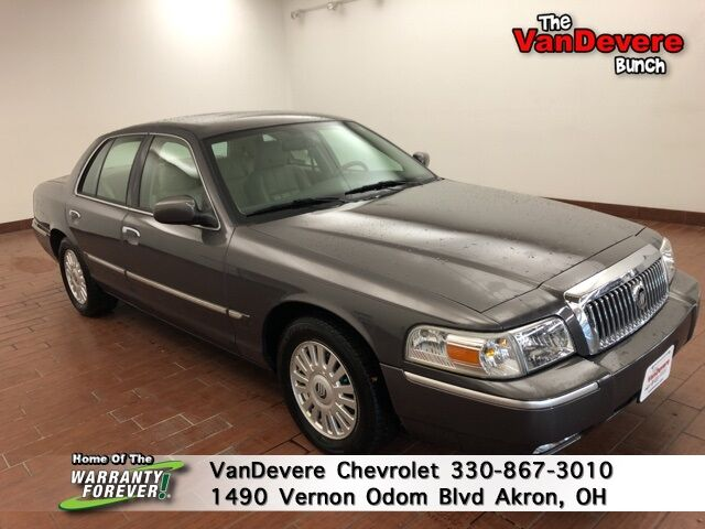 2007 Mercury Grand Marquis LS Akron OH